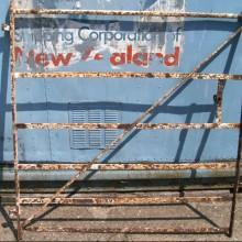 Gate - Wrought iron gate