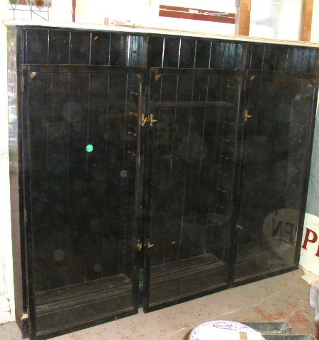 Apothecary Cabinet shelves