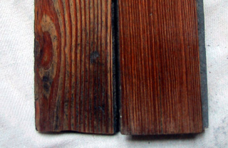 3 inch pitch Pine Tongue and Groove Floorboards