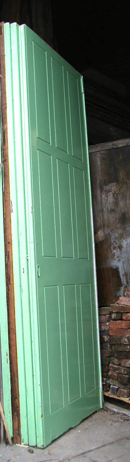 Barn Church Partition doors