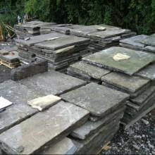 Flagstones - reclaimed yorkstone