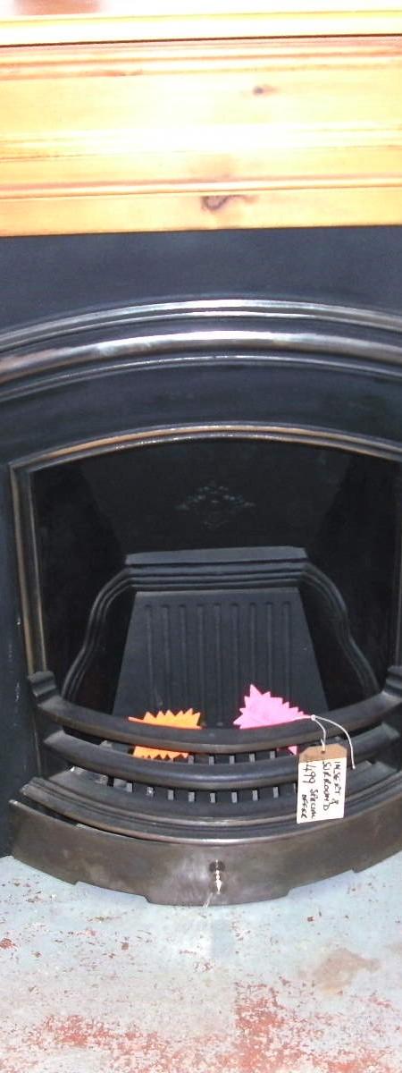 Carron London Plate reproduction insert