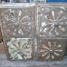 Orangery Vents - set of 4 original