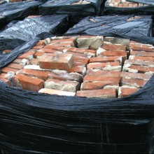 Assorted red bricks always available - mixed batch