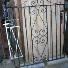 Garden Gate Wrought Iron 42