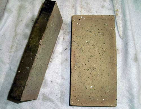 White Cut Bricks - locally sourced wirecuts