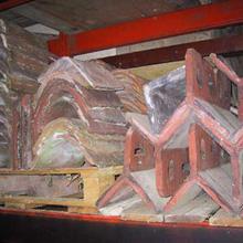 Assorted Ridge Tiles