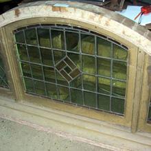 BH Deco Half Round Window