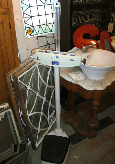 Seca Height and weight professional scales