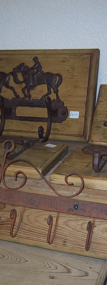 coat hooks made to order