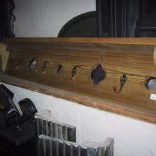 Coathooks and hall rack