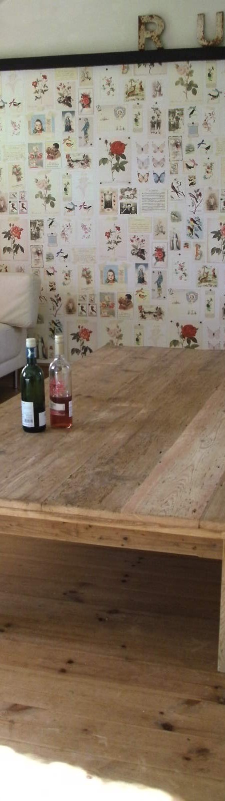 Coffee table - very large to order!