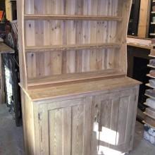 Dresser made to customer order
