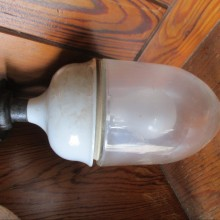 Vintage light fitting 5