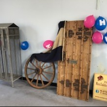 Travel Theme for recent Heritage Open Days Venue