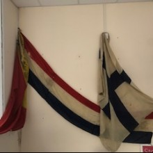 Flags - assorted sizes and colours
