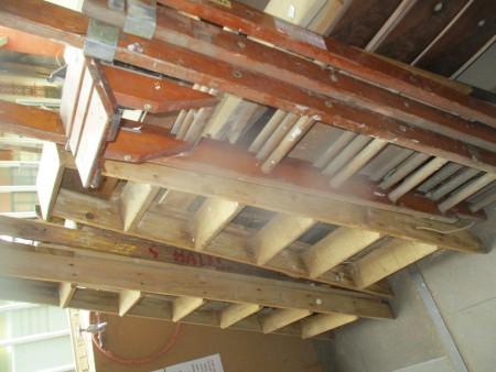 Vintage Step ladders always available