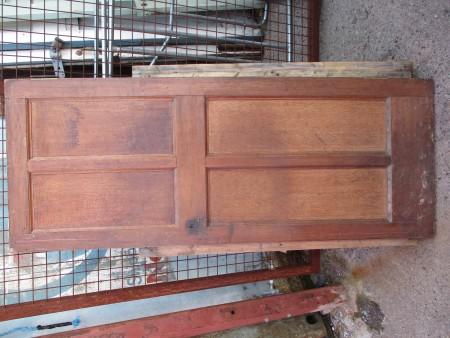 Oak 4-panel door 26