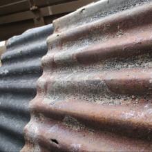 Corrugated Tin sheets