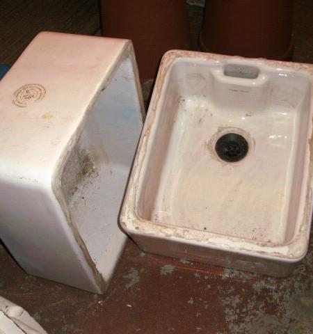 Small Butler Belfast sinks always in stock