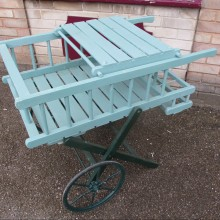 Handcart - folding flower cart