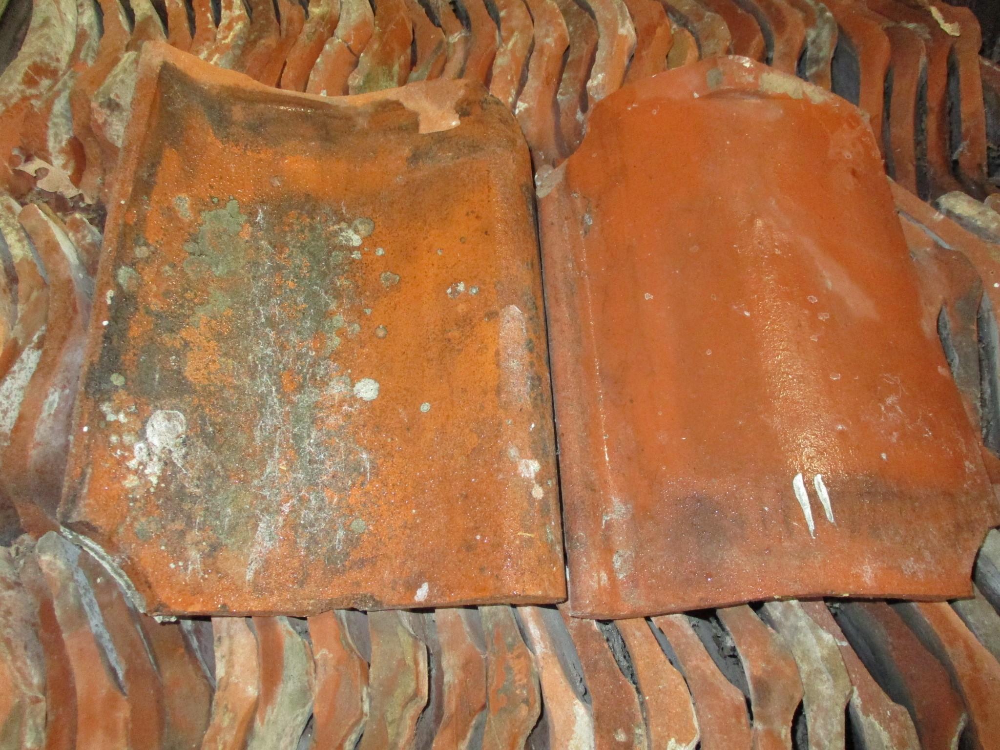 Suffolk Red pan tiles