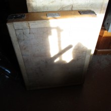 Butchers blocks - tops always in stock , frames made to order