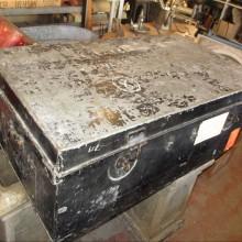 Trunk - Metal storage trunks always in stock