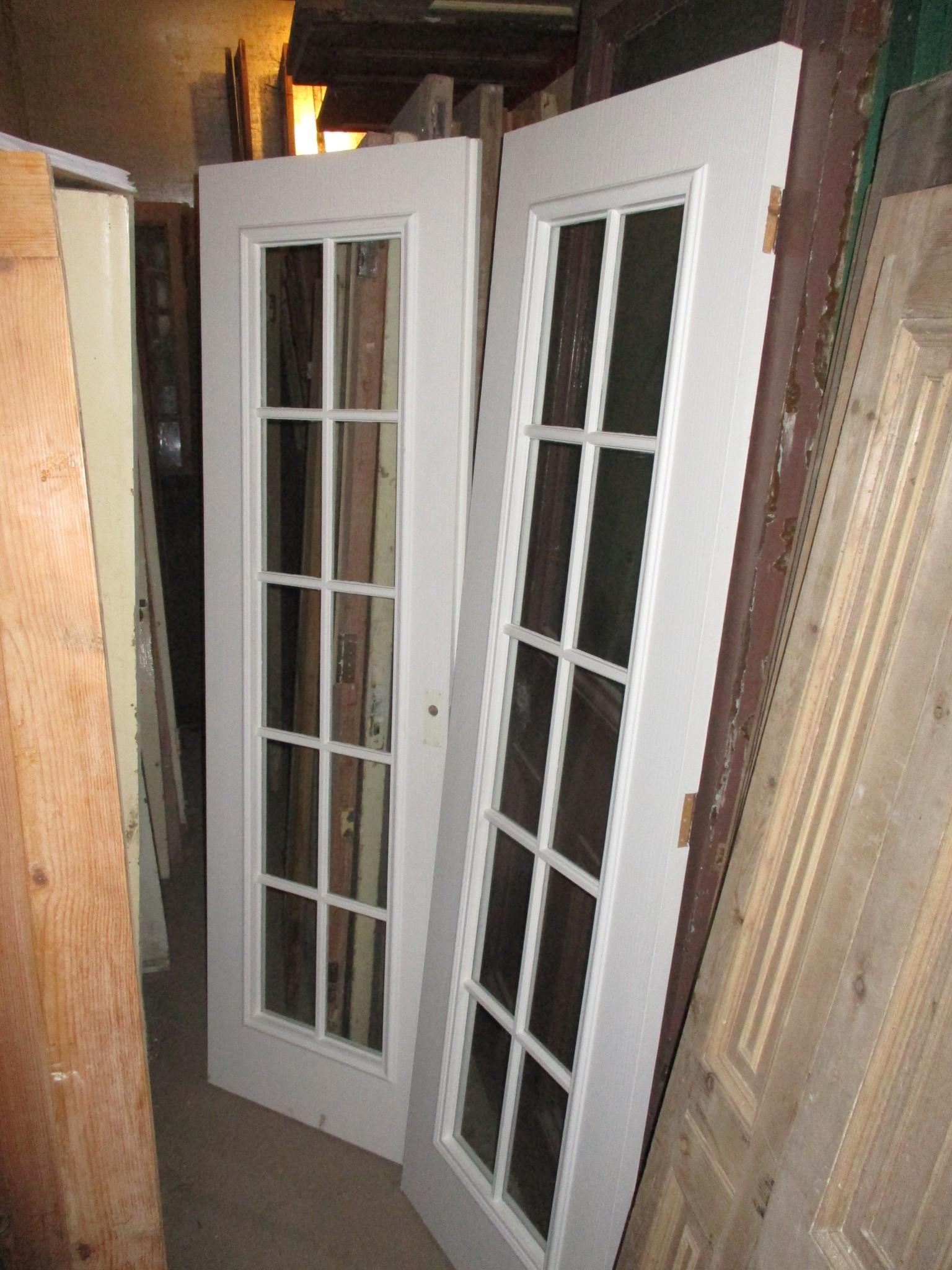 French glazed double doors always in stock various sizes