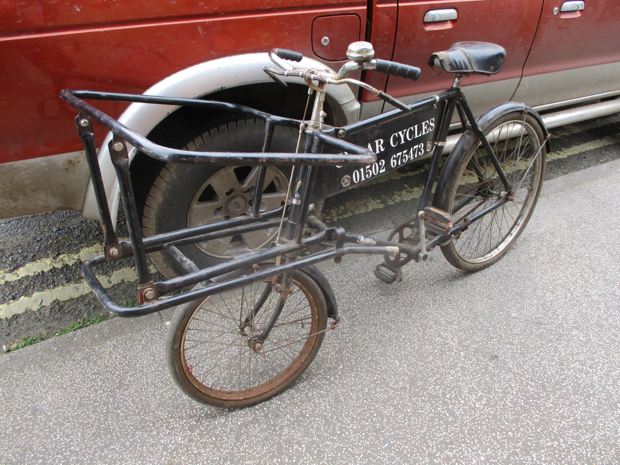 Trade Bicycle