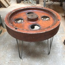 Coffee table - from antique casting pattern